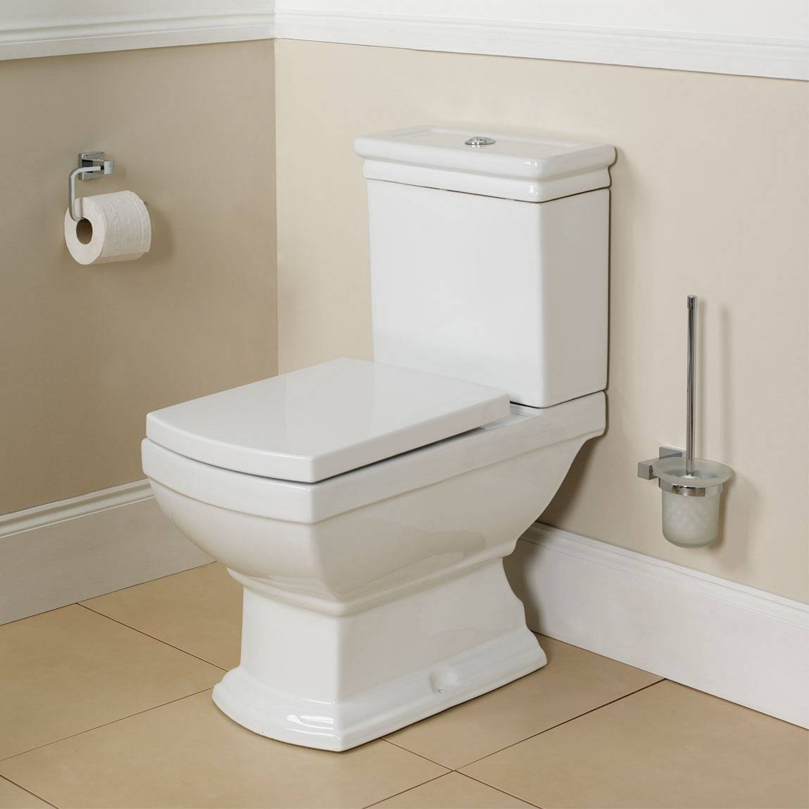 How to Clean Jet Hole in Toilet