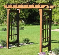 [building an arbor] - 28 images - building a garden shed ...