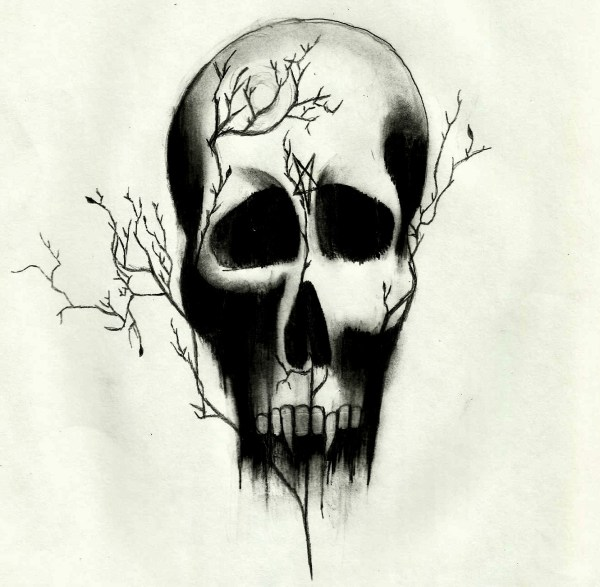 Gothic Art Drawings