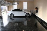 How to Polish Concrete Garage Floors