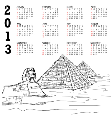 Public & National Holidays in Egypt