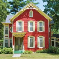 Unique Exterior House Color Combinations