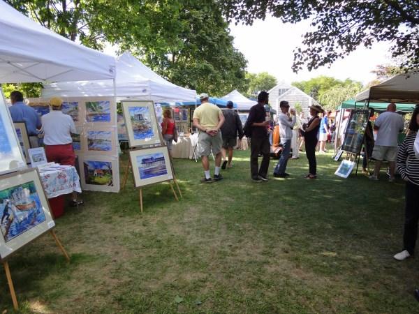 Display Art Outdoor Fair