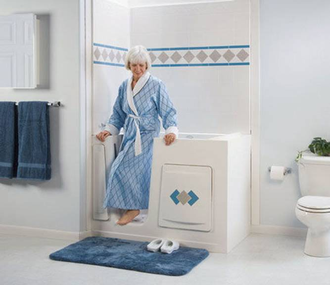 How to Install a WalkIn Bathtub and Shower