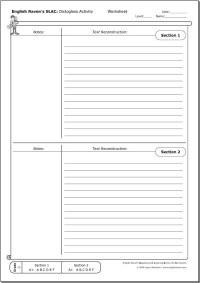 Free Printable Worksheets for Teachers