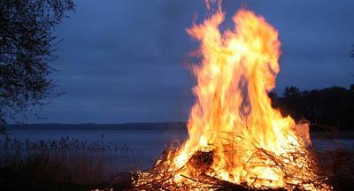 Bonfireは大きな焚き火