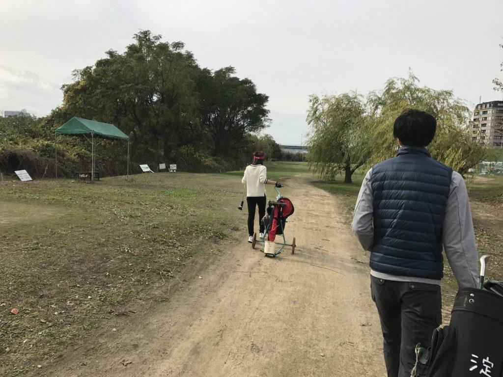 淀川ゴルフラウンドレッスンH29年11/22