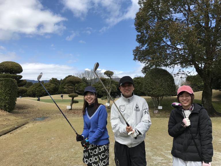 H30年3月21日第2回STEPBYSTEPゴルフスクールゴルフコンペ
