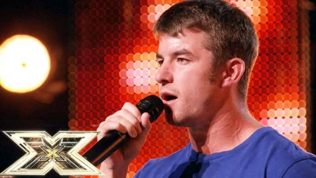 Anthony Russell X Factor Rehab