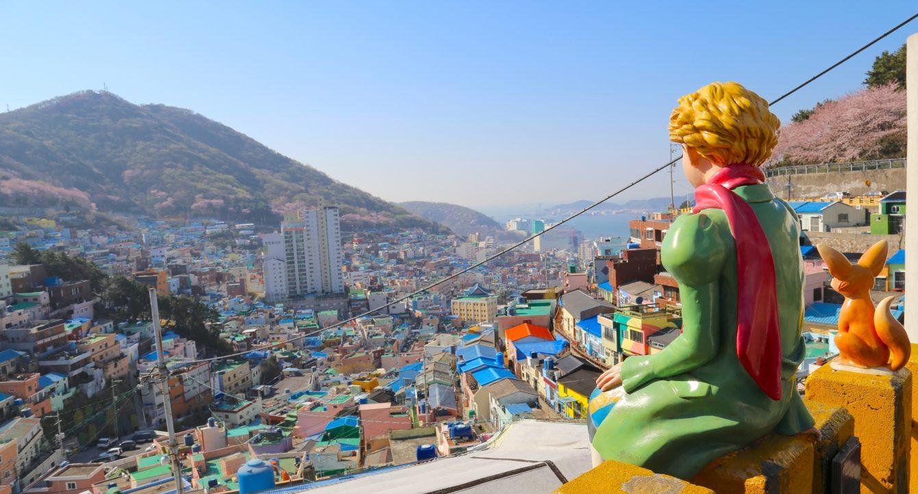 韓國慶州自由行 夜間行程推薦 雁鴨池 自由市場鳳凰市集 中央市場夜市 | Daphne旅食攝癮