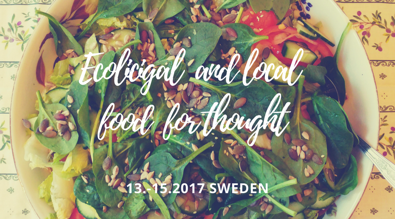 Ecological and Local Food for Thought