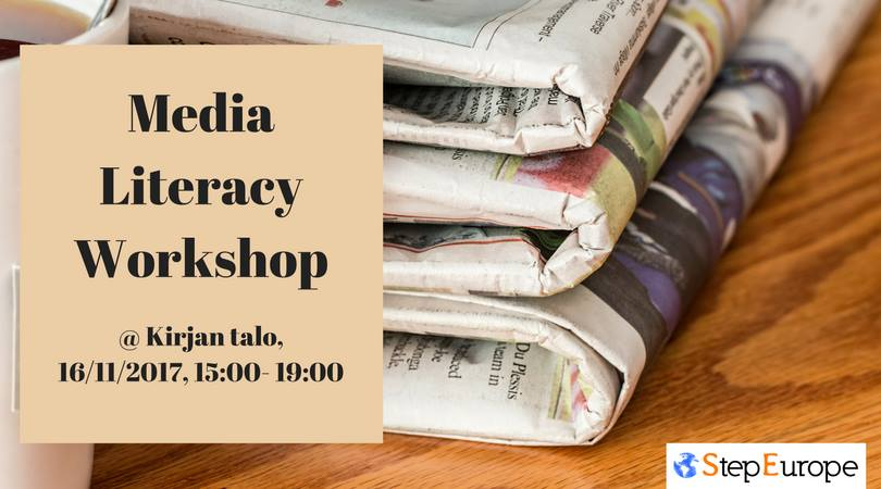Media Literacy workshop