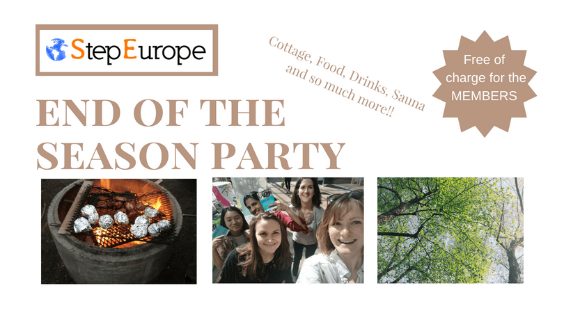 End of the Season Party 4.7