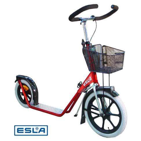 Esla Scooter 4100 step