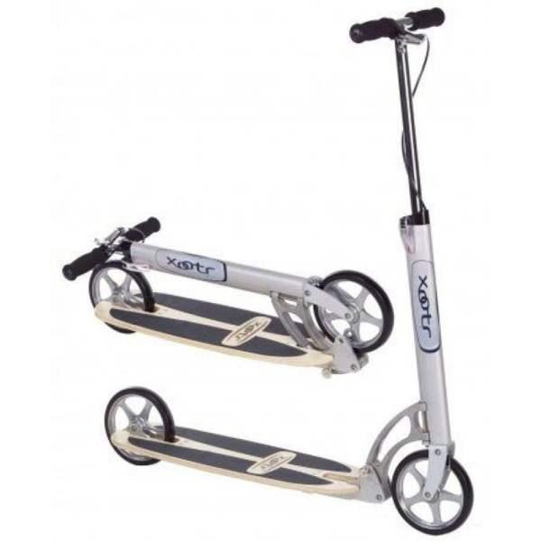 Xootr Cruz Ultra step
