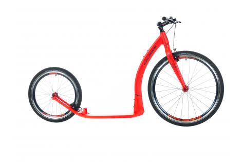 Crussis ONE Cobra 4.2 rood
