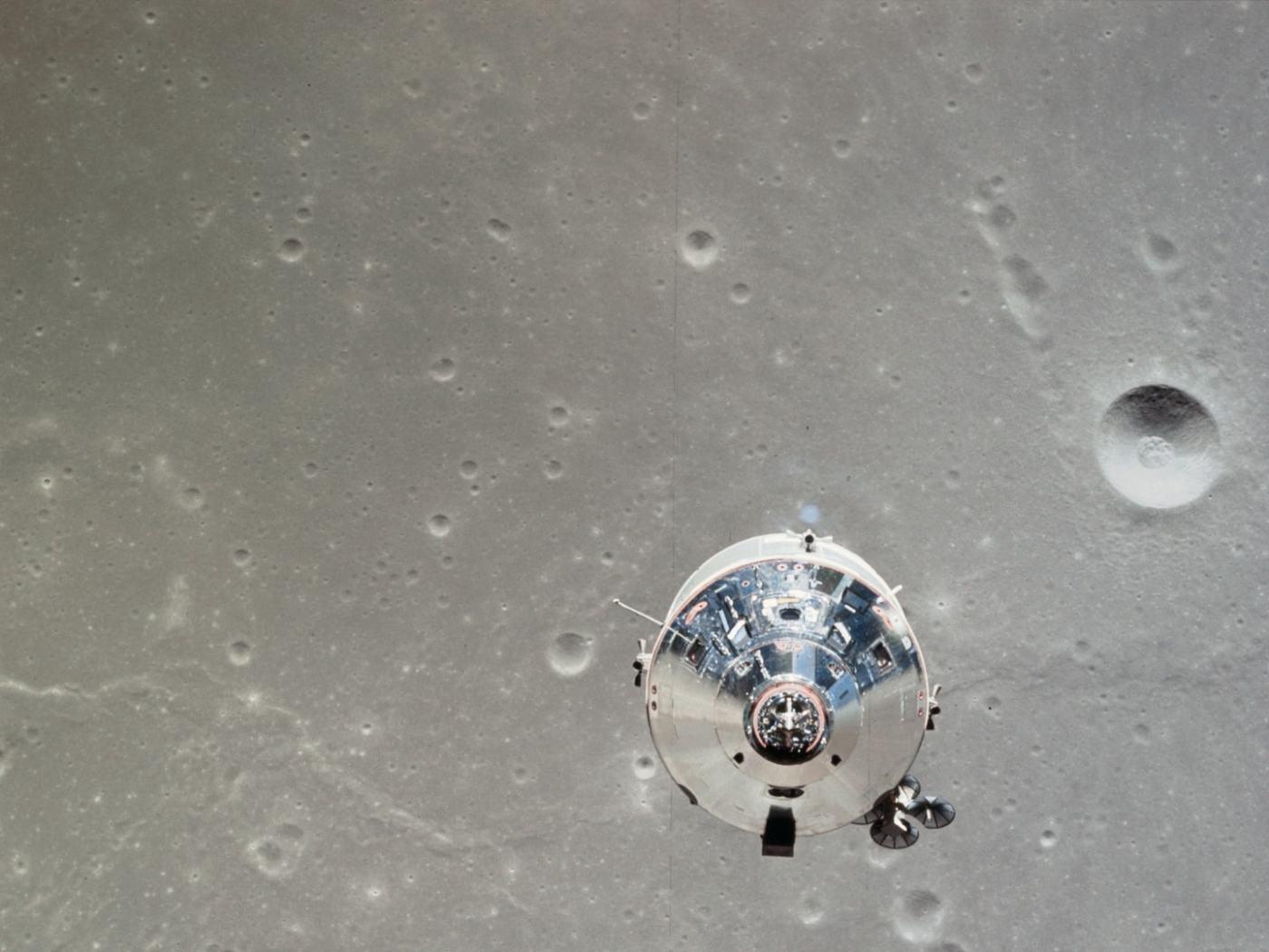 Apollo et la lune