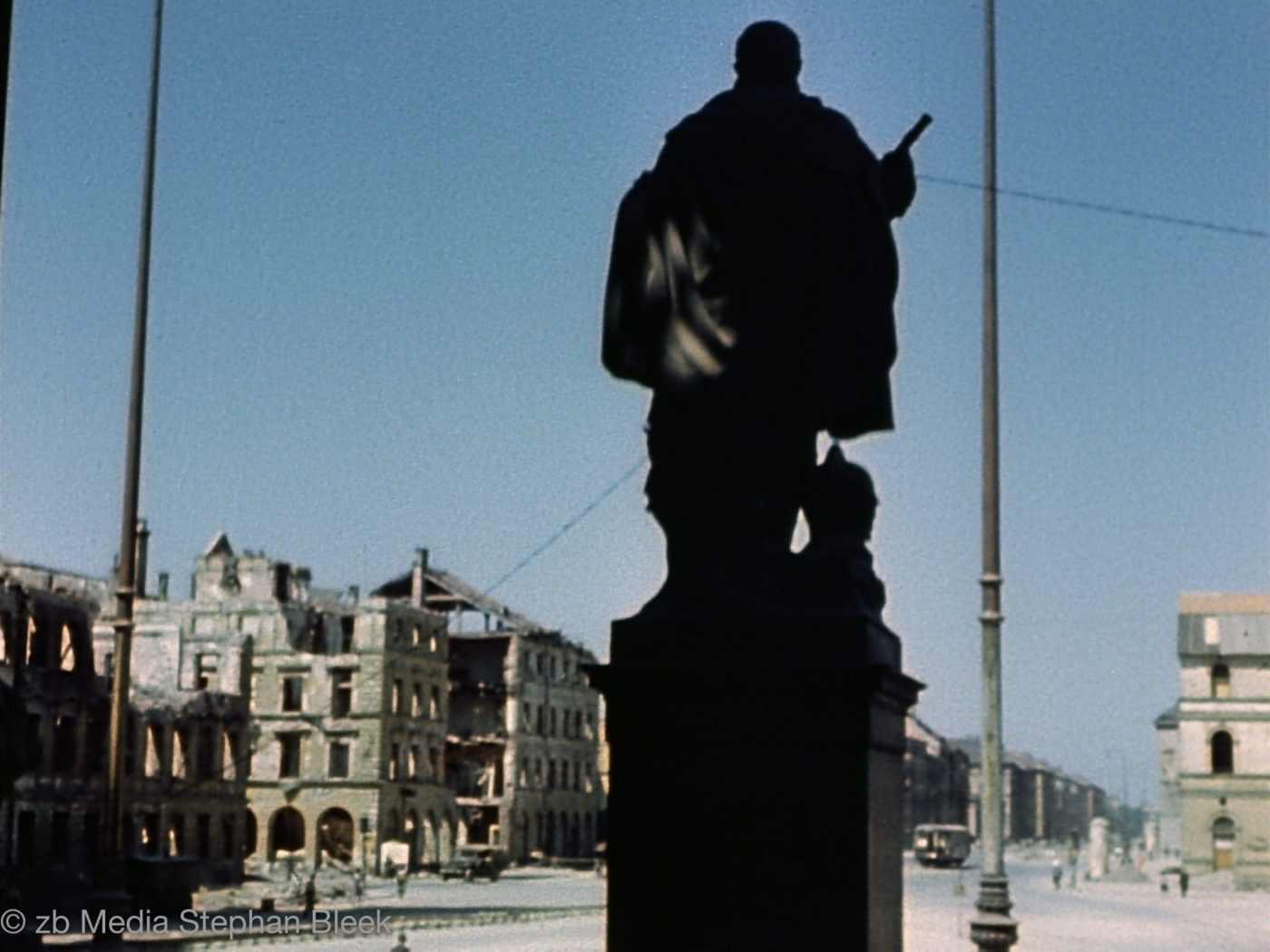 München 1945 Odeonsplatz