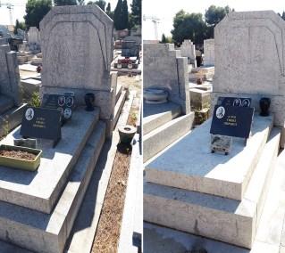rénovation sépulture marseille