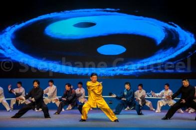 Demonstration par Chen Xiao Xing descendant du fondateur du Tai chi
