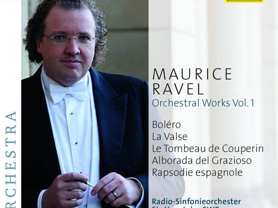 RAVEL, Orchestral Works Vol.1