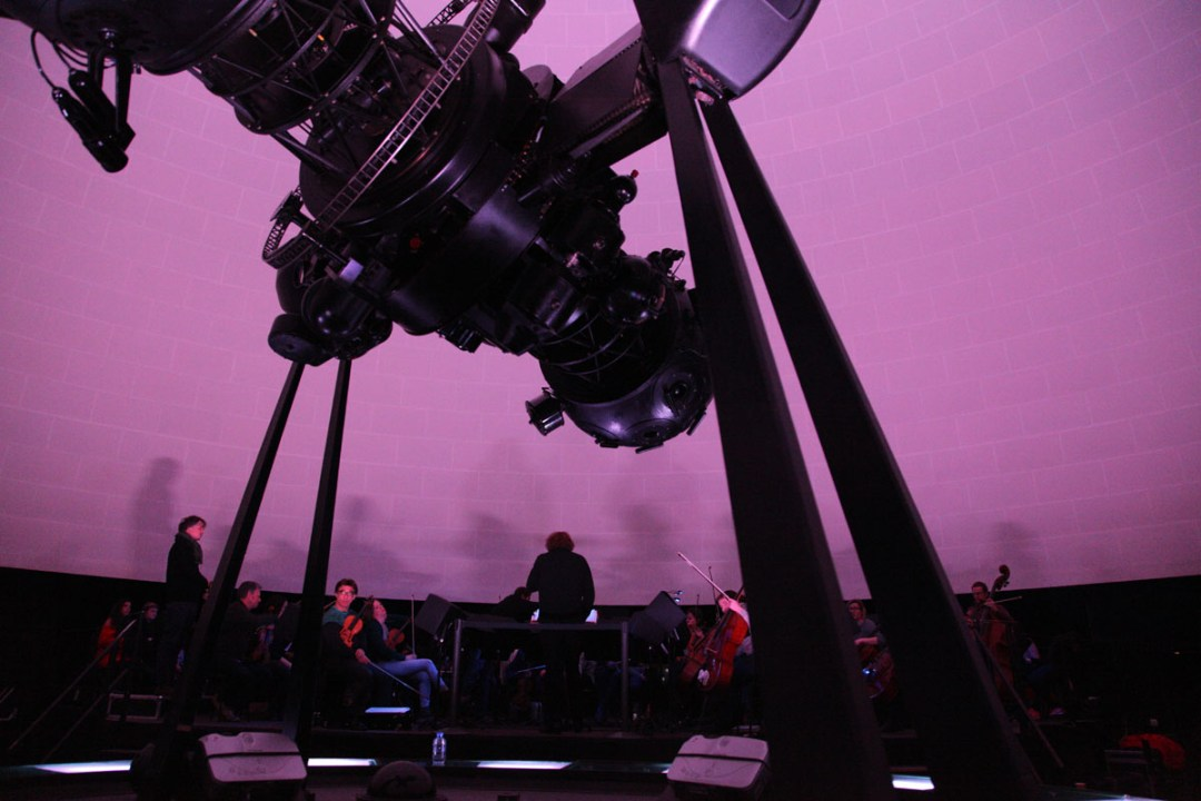 Macrocosmos rehearsal c Planetarium (8)