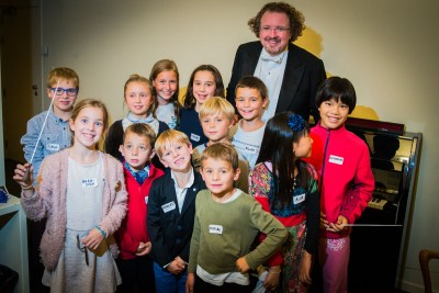Stéphane Denève & Symfomania Kids 2015 c Wouter Van Vaerenbergh (1)