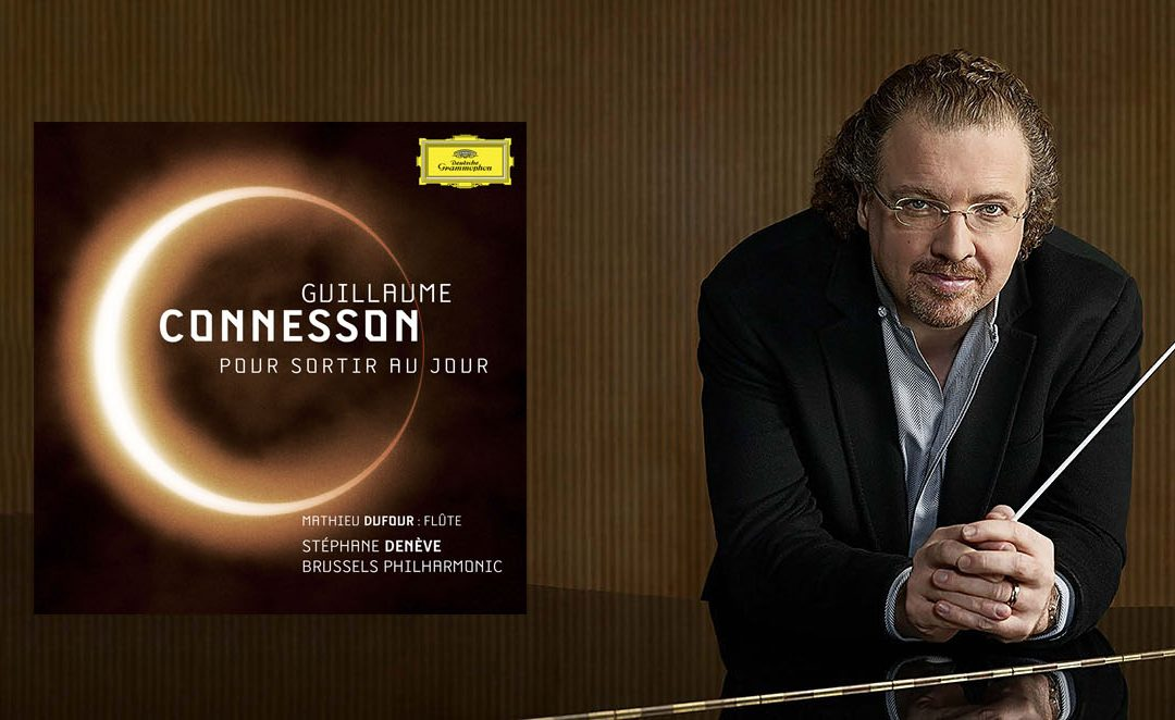 Stéphane Denève & Brussels Philharmonic Win Coveted 2016 Diapason d'Or of the Year