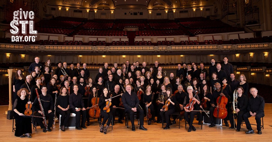 Stéphane & the St. Louis Symphony Orchestra