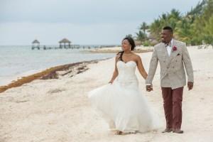 Un mariage raffiné dans un environnement champêtre