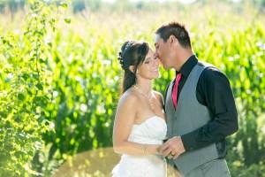 Magnifique journée pour se marier