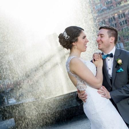 Un mariage intime dans le Vieux-Montréal à l'InterContinental