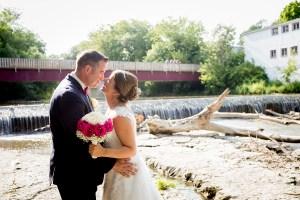 Mariage rempli d'émotions à Saint-Eustache par Stéphane Lemieux photographe mariage