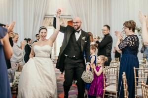 Splendide mariage au coeur de Laval