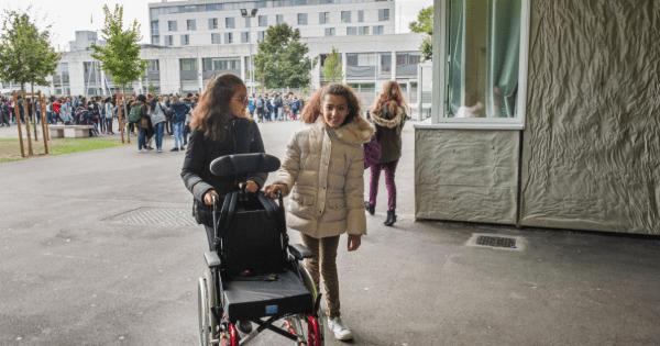 Handicap collège SSD