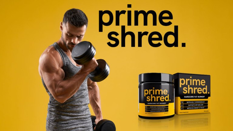 PrimeShred Banner