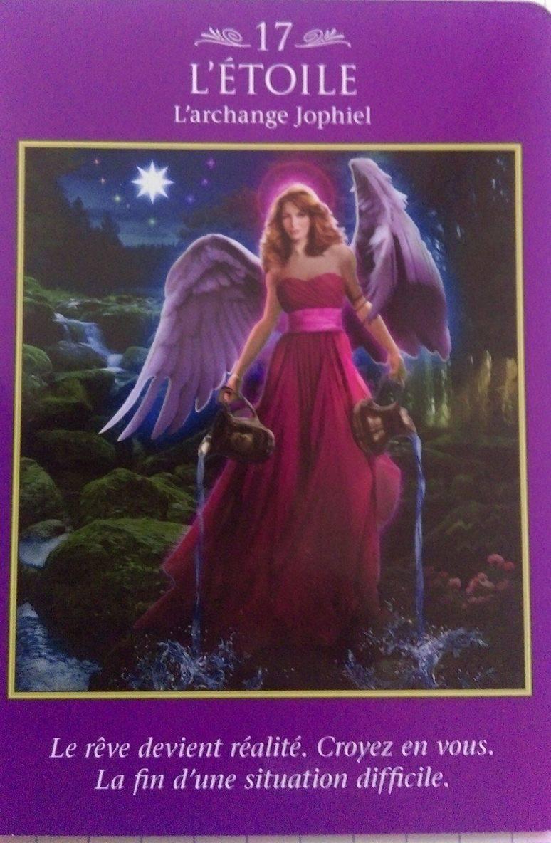 02 - l'Etoile - Le Tarot des Archanges - Doreen Virtue