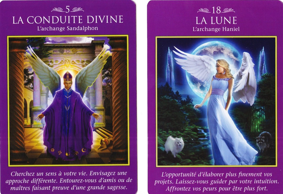 Archanges Sandalphon et Haniel - Doreen Virtue