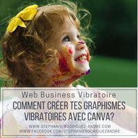Comment créer tes graphismes vibratoires avec Canva?