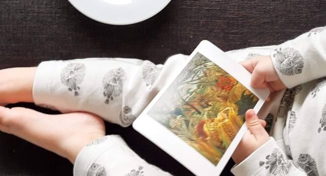 Kunst & kleine kinderen