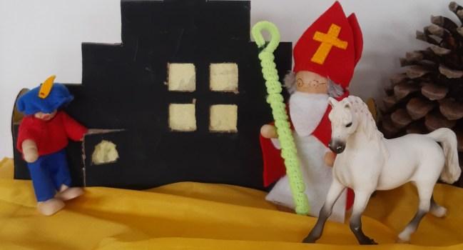 Wat zeg ik tegen mijn kinderen over Sinterklaas?