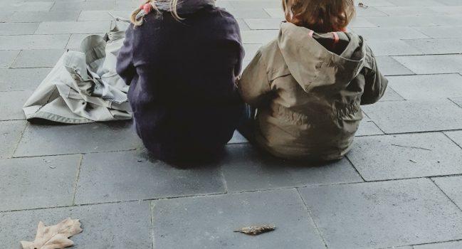 Help je kind bij ongewenste kusjes en knuffels
