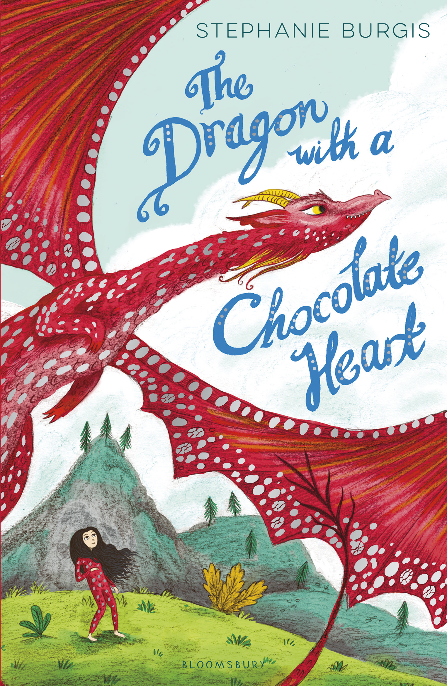 Image result for dragon with a chocolate heart