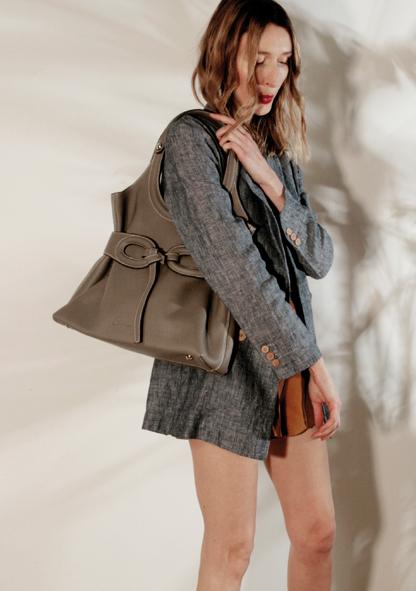 Sac sellier Neosellier Césaire Paris Créateur designer Handbag Made in France
