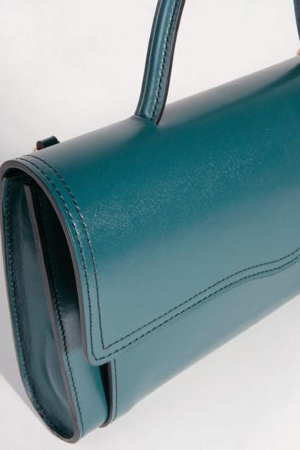 Pochette Titania Sac à main créateur Césaire fabriqué en France Made in France