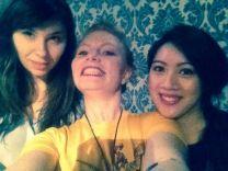 On Stage Selfie