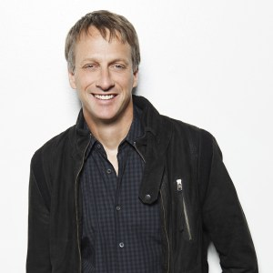 Tony Hawk, photographed by celebrity photographer, Dale May.