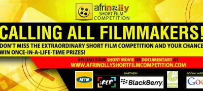 Win $25,000 for a short film!