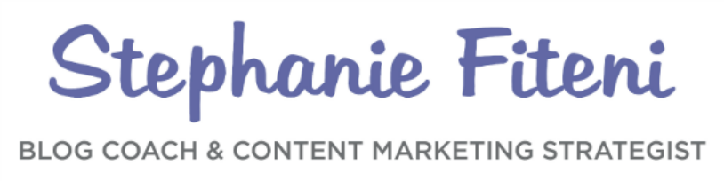 Blog Coach & Content Marketing Strategist