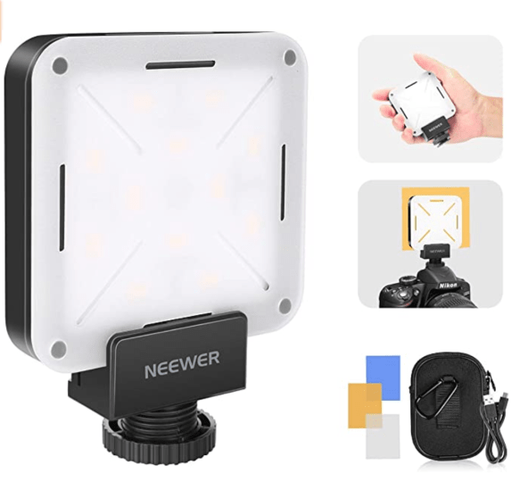 Mini LED panel for live streaming